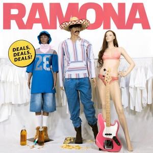 RAMONA -  Deals, Deals, Deals! LP