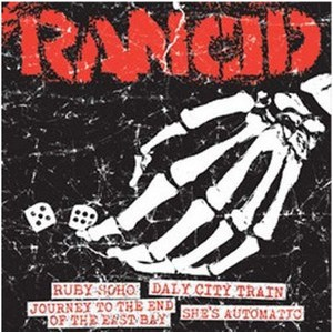 RANCID - ...And Out Come The Wolves 3 7""