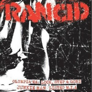 RANCID - ...And Out Come The Wolves 2 7""