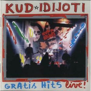 KUD IDIJOTI - Gratis Hits Live! 2LP