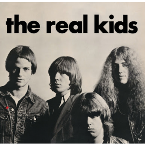 REAL KIDS - s/t LP