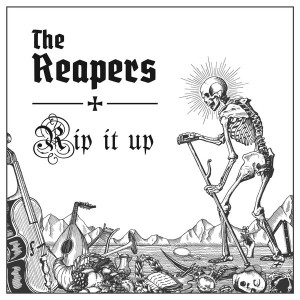 REAPERS - Rip It Up LP