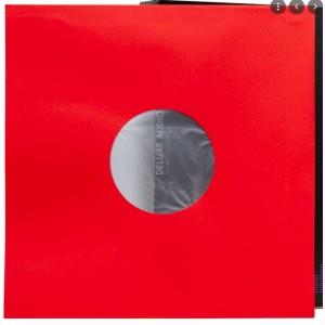 Omot za LP - unutarnji DELUXE crveni