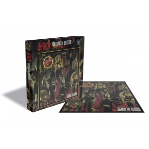 SLAYER Reign In Blood PUZZLE