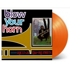 RICO & THE RUDIES - Blow Your Horn LP