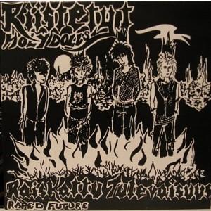 Riistetyt / Holy Dolls – Riistetyt / Raiskattu Tulevaisuus (Raped Future) LP
