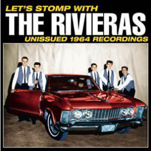 RIVIERAS - Let's Stomp With the Rivieras LP