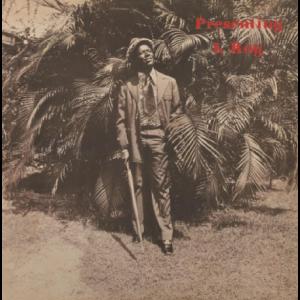 I. ROY - Gussie Presenting I. Roy LP