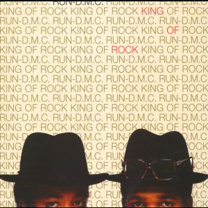 RUN DMC - King of Rock LP