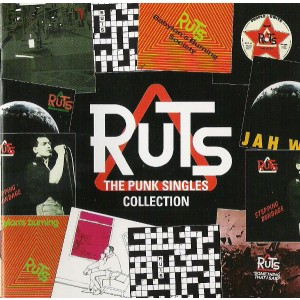 RUTS - The Punk Singles Collection CD