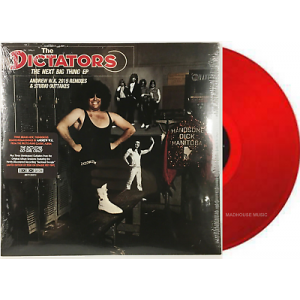 "DICTATORS - Next Big Thing EP 10"""