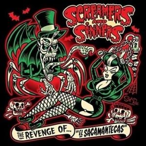 "SCREAMERS AND SINNERS – The Revenge Of... ""El Sacamantecas"" LP"