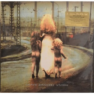 SOUL ASYLUM - Grave Dancer's Union LP