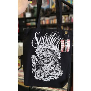 LIQUOR BRAND Salvation Tote TORBA