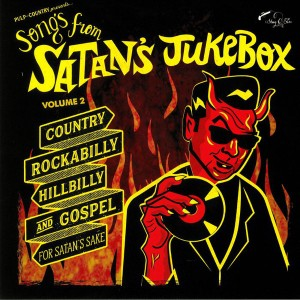 V/A Songs From Satan's Jukebox Volume 2 10""
