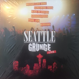V/A - Seattle Grunge Live LP