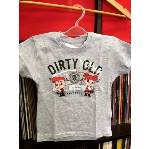 Dirty Young and Proud KIDS [heather blue] T-SHIRT