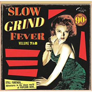 V/A ‎– Slow Grind Fever 8 LP