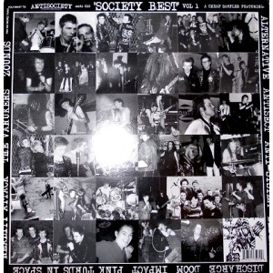 V/A - Society Best Vo.l 1 LP