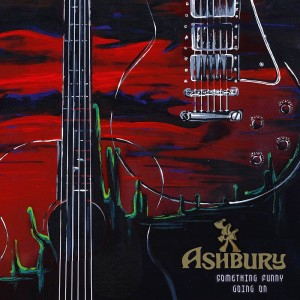 ASHBURY - Something Funny Going On LP