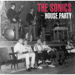 SONICS - House Party 7""