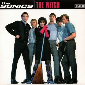 SONICS ‎– The Witch 7""