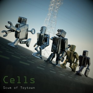 SCUM OF TOYTOWN - Cells LP
