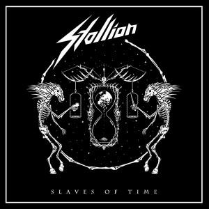 STALLION - Slaves of Time LP