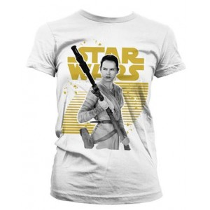 STAR WARS Rey Gold T-SHIRT
