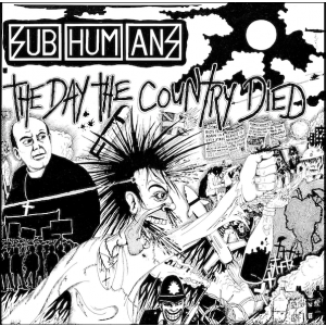 SUBHUMANS The Day the Country Died PUZZLE