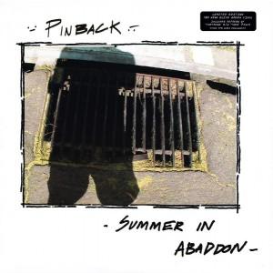 PINBACK - Summer In Abaddon LP