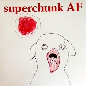 SUPERCHUNK - AF (Acoustic Foolish) LP