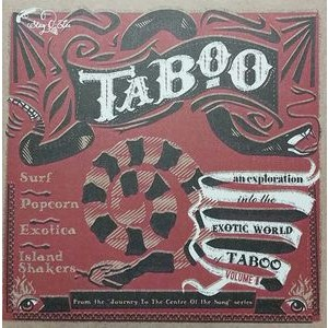 VARIOUS - Taboo - An Exploration Into The Exotic World Of Taboo Volume 1 LP