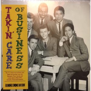 "V/A - Takin' Care of Business 7"" BOX"