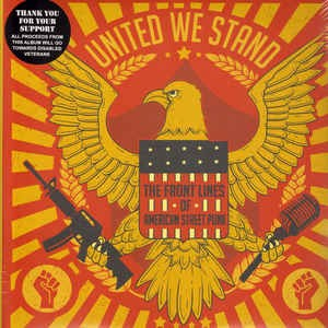 V/A - United We Stand: The Front Lines Of American Street Punk LP