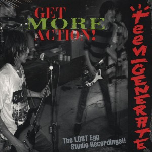 TEENGENERATE - Get More Action! LP