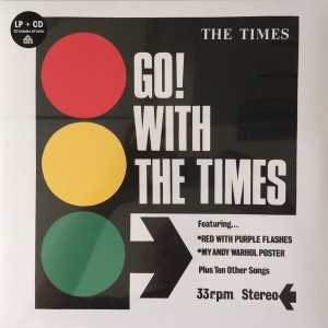 TIMES - Go! With The Times LP