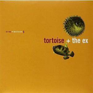 TORTOISE + THE EX - In The Fishtank 5 LP