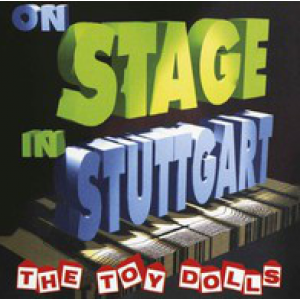 TOY DOLLS - On Stage In Stuttgart LP