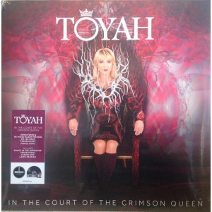 TOYAH - In the Court of the Crimson Queen LP