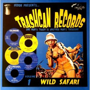 V/A - Trashcan Records Volume 1LP