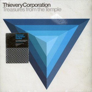 THIEVERY CORPORATION - Treasures From the Temple 2LP