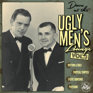 V/A PROFESSOR BOP PRESENTS - Down At the Ugly Men's Lounge Vol.3 10""