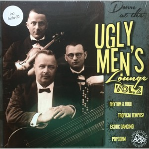 V/A PROFESSOR BOP PRESENTS - Down At the Ugly Men's Lounge Vol.2 10""