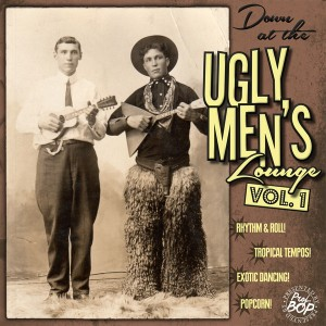 V/A PROFESSOR BOP PRESENTS - Down At the Ugly Men's Lounge Vol.1 10""