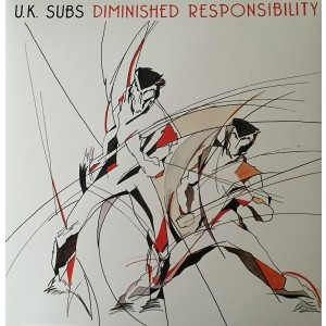 UK SUBS - Diminished Responsibility LP