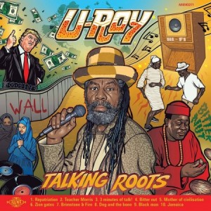 U-ROY - Talking Roots LP