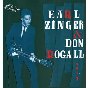 ZINGER, EARL & DON ROGALL - Vol. 1 LP