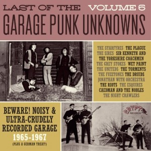 V/A - Last Of The Garage Punk Unknowns Volume 6 LP