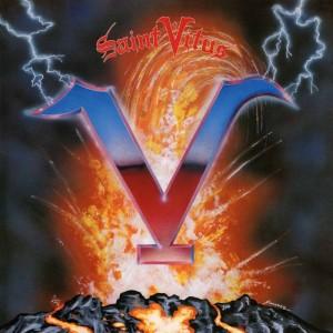 SAINT VITUS - V LP
